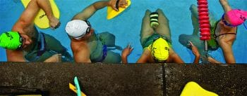 Schwimmkappen