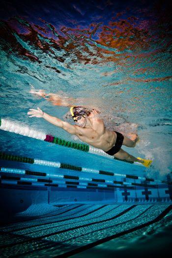 Freestyle Schwimmschnorchel - FINIS - gelb