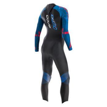 Alpha Neoprenanzug Damen - Orca - schwarz/blau