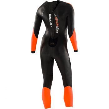 Orca Openwater SW Neoprenanzug Damen - Orca - schwarz/orange
