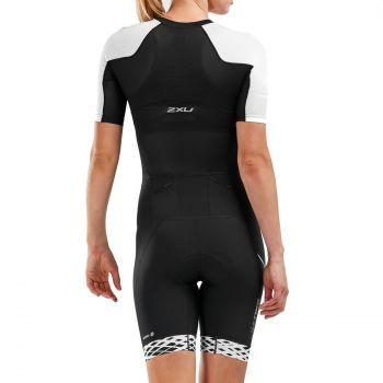 2XU Compression Sleeved Trisuit Damen