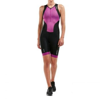 2XU Perform Triathlon Front Zip Einteiler Damen