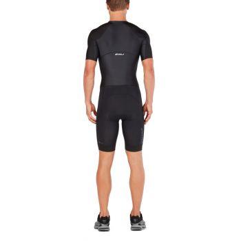 Compression Sleeved full Zip Trisuit Herren - 2XU