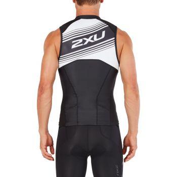 Compression Triathlon Singlet Herren - 2XU