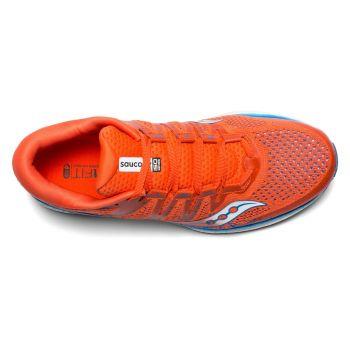 Freedom ISO 2 Laufschuhe Herren - Saucony - orange/blau
