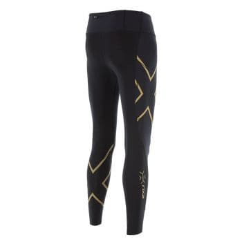 Elite MCS Run Mid Rise Kompressions Hose Damen - 2XU