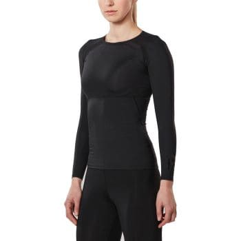 Refresh Kompressions Langarm Top Damen - 2XU