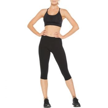 2xu Form Mid Rise 3/4 Kompressionshose Damen - Laufhose - Sporthose
