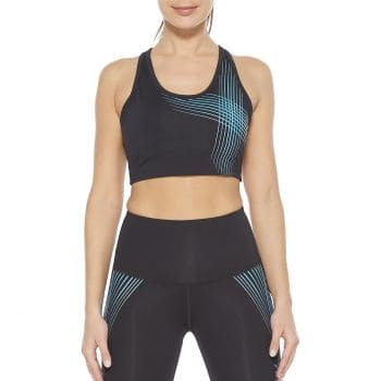 2XU Active Medium Impact Crop Damen - wr6407
