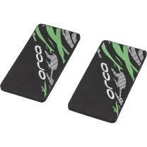 Swimrun extra Auftriebspads - Orca - schwarz/grün