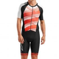 2XU Compression Sleeved full Zip Trisuit Herren