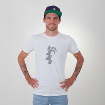 Makana T-Shirt  Herren - endless local - weiß/schwarzes logo