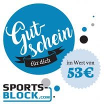 Gutschein 50 Euro von Sports-Block