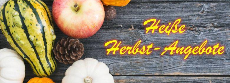 Herbst Angebote