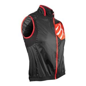 Cycling Hurricane Wind Vest - Compressport - 024005311314