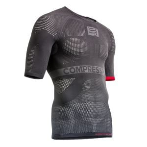 ON/OFF Shirt shortsleeve unisex - Compressport- 024006057061