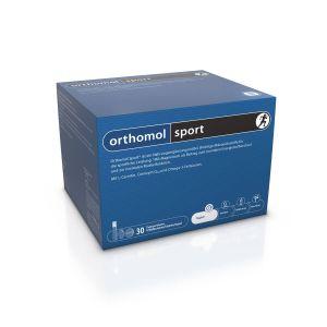 Sport Monatspackung mit 30 Tagesportionen - Orthomol - Fläschchen, Kapsel, Tablette