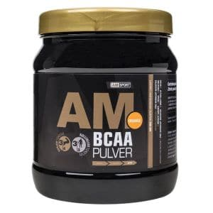 BCAA Pulver 450g - AMSport - orange