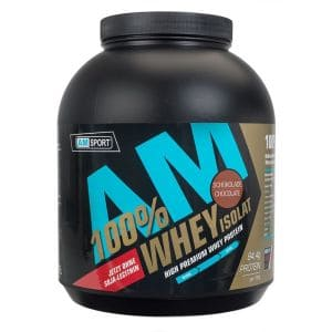 High Premium Whey Protein Shake 1800g - AMSport