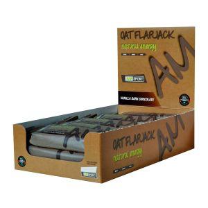 OAT Bar Flapjack - AMSport - Vanille-dunkle Schoko 15x50g