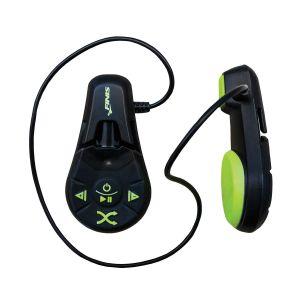 Duo Unterwasser-MP3-Player - FINIS - schwarz/grün