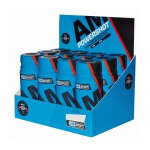 Power Shot - AMSport - Mango-Orange 12x 60ml