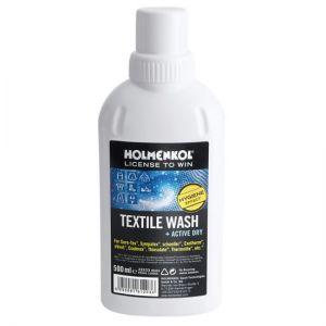 Textile Wash + Active Dry Waschmittel 250ml - Holmenkol