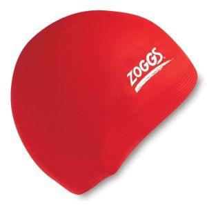 Silikon Badekappe - Zoggs - rot
