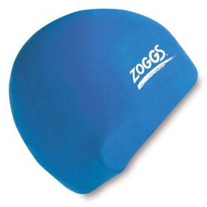 Silikon Badekappe - Zoggs - blau