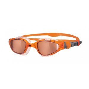Aqua Flex Titanium - Zoggs - orange/verspiegelt