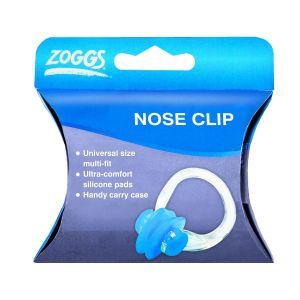 Nasenklammer - Zoggs - blau/klar