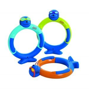 Zoggy Dive Rings - Zoggs