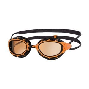 Predator polarized ultra - Zoggs - kupfer/orange/schwarz