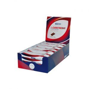 L-Carnitine Bar + 25% Protein - Amsport - Schokolade 24x 35g