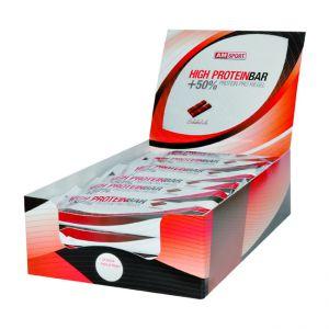 High Protein Bar 50% - AMSport - Schokolade 24x 50g