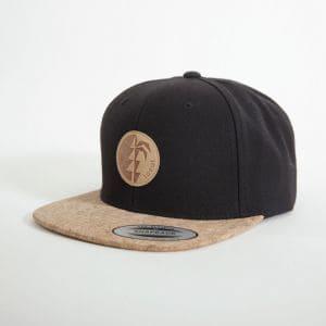 Umoki Cap unisex - endless local - schwarz/kork