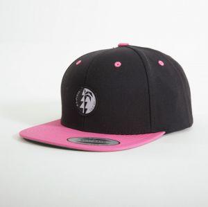 Akala Cap unisex - endless local - schwarz/pink