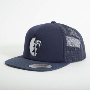 Heii Cap unisex - endless local - blau/weisses logo