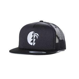 Heii Cap unisex - endless local - schwarz/weißes Logo