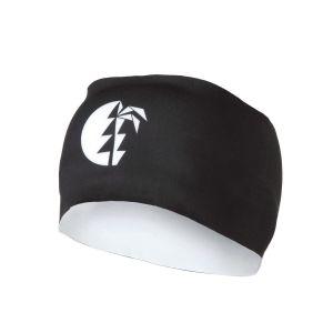 Maloo Headband unisex - endless local - schwarz/weiß