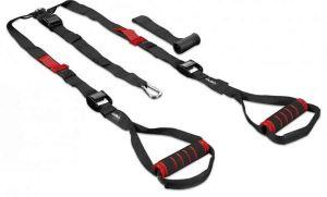 Gymstick Functional Schlingen Trainer - schwarz/rot