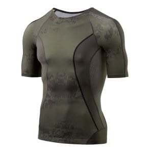 Compression Dnamic SS Top Herren - Skins - specter utility