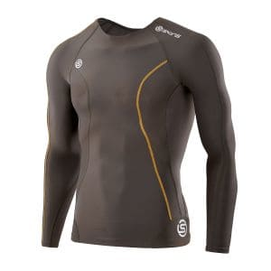 Compression Dnamic LS Top Herren - Skins - utility