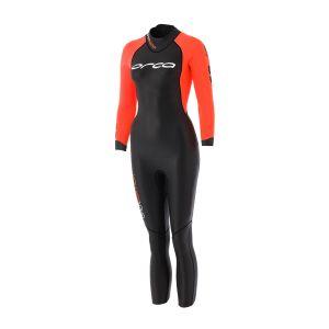 Openwater Neoprenanzug Damen - Orca - schwarz/orange
