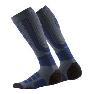Active Performance Socks Damen - Skins - navy/charcoal