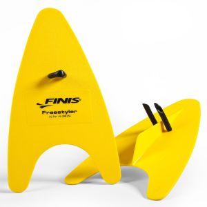 Freestyler Hand Paddel Erwachsene - FINIS - gelb