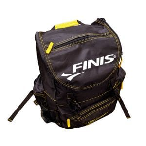 Torque Backpack - FINIS - schwarz/gelb