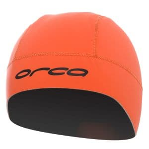 Neopren Swim Hat unisex - Orca - orange