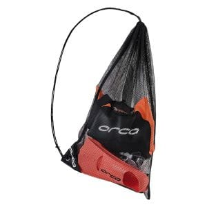Swim Training Mesh Bag - Orca - schwarz