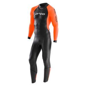 Openwater Core Neoprenanzug Herren - Orca - schwarz/orange